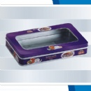 food packing tin