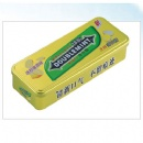 chewing gum tin